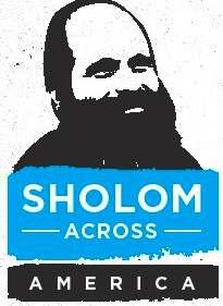 Sholom Rubashkin Across America Logo