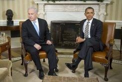 Netanyahu obama ©AFP  Jim Watson