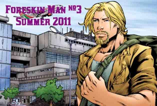 Foreskin man #3