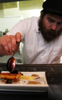 Moshe Wendel Pardes Restaurant