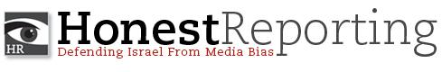 Honest Reporting logo