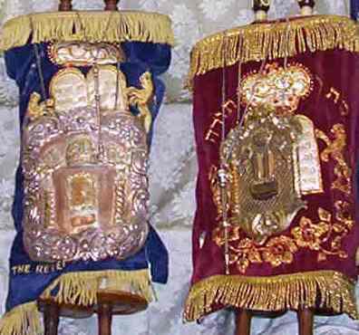 Torah Scrolls cropped