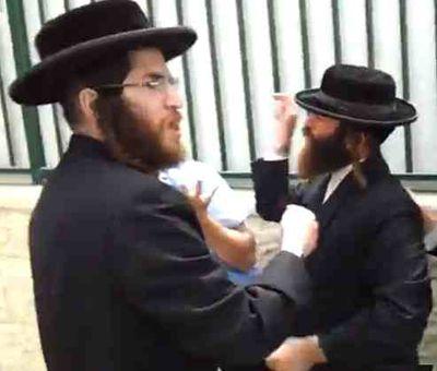 Haredim Sicariim In Beit Shemesh 9-6-11