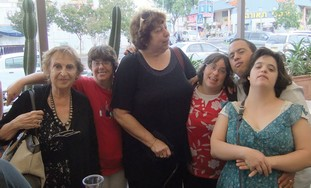 Down Syndrome Adults Israel
