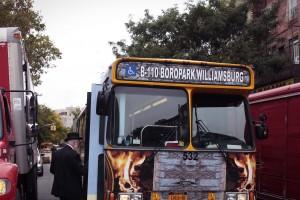 B110 Williamsburg-Borough Park Bus