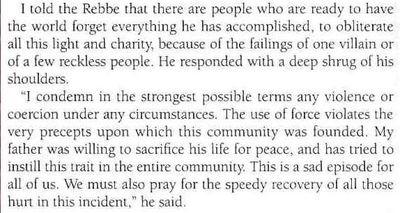 Ami Magazine 6-1-11 Skvere Rebbe 'Condemnation'