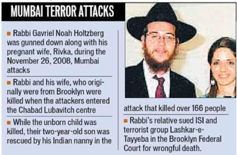 Holtzbergs Mumbai Terror Attack