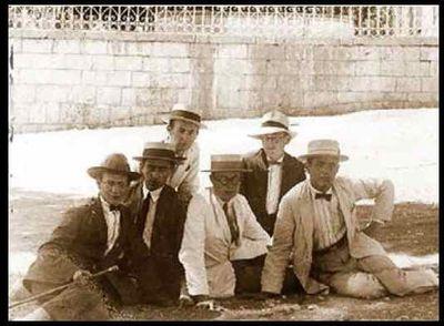 Hebron Yeshiva Students (Jerusalem)