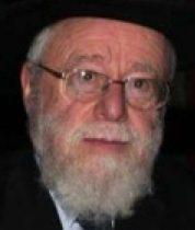 Rabbi Dov Lior 3
