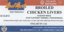 Meal-mart-broiled-chicken-livers