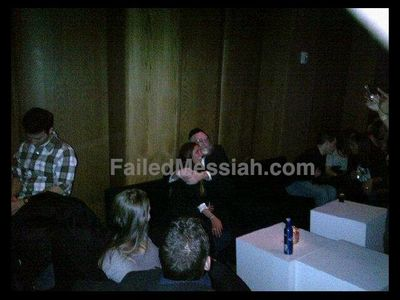 Baruch Lebovits Watermarked (Allegedly) At Club Dream 12-24-2011 Matzoh Ball Party