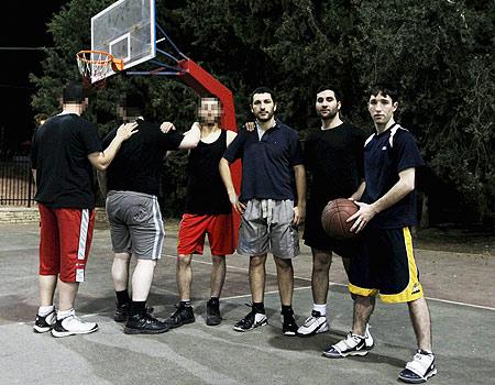 Maccabi Mea Shearim basketball team