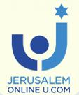 Jerusalem Online University logo