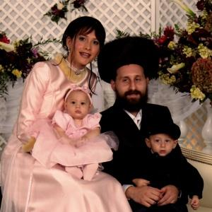 Jewish Woman Married with Children