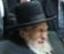 Rabbi Chaim Pinchas Scheinberg closeup