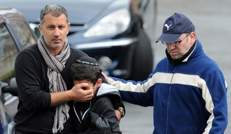Toulouse France Jewish school shooting 3-19-2012