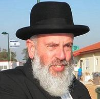 Rabbi Eliezer Igra closeup