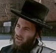 Mordechai Jungreis closeup