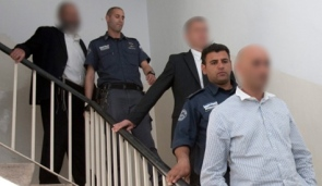 3 of the 4 Behadrei Haredim Executives arrested in extortion scam 4-2-2012