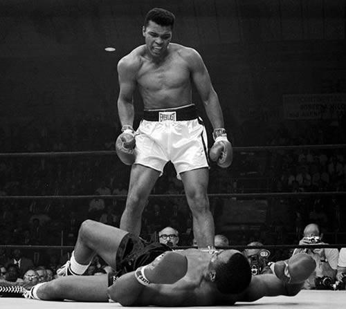 Muhammad Ali KO