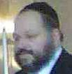 Rabbi Nechemiya Weberman closeup