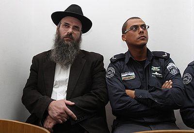 Shlomo Fuchs in court 12-28-2011