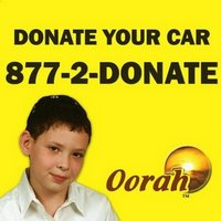 Oorah donate car
