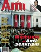 Ami Magazine Nazi White House Cover 1-13-2012