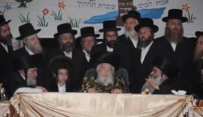 Rabbi Moshe Yehoshua Hager Vizhnitzer Rebbe