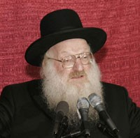 Rabbi Matisyahu Salomon