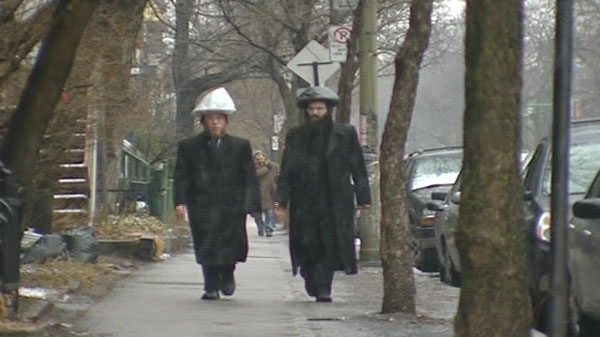 Outremont Montreal Hasidim