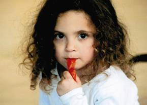 3-year old Gabriel Sandler