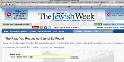 JW No Content Can Be Found with aito generated search terms Fischer article 4-6-2012
