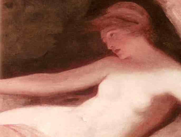 Nude Woman by George Romney