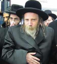 Rabbi Yitzchak Meir Morgenstern 3