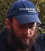 David Cyprys closeup