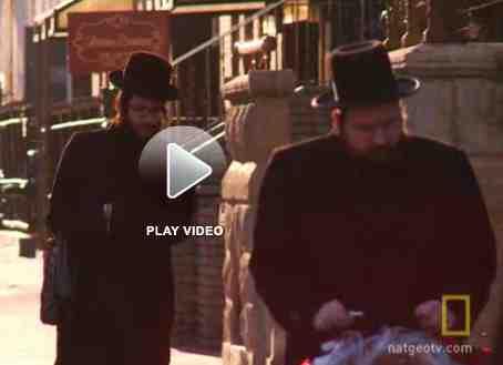 Hasidim National Geographic