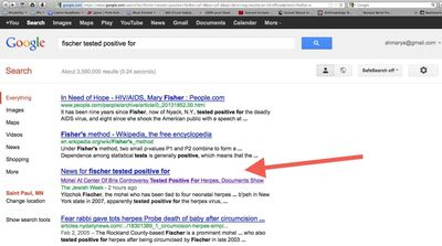 JW Article Hella on Fischer positive herpes 4-6-2012 Google search