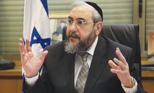 Rabbi Haim Amsalem 2