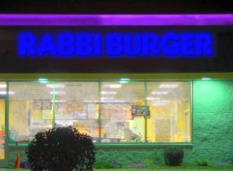 Rabbi Burger