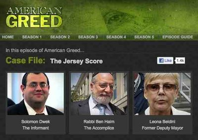 Solomon Dwek American Greed.