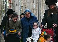 Haredi family 2