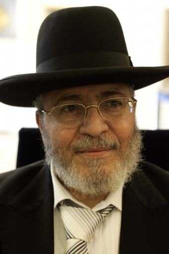 Rabbi Shlomo Shlush