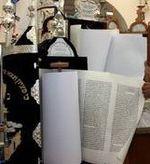 Open Sefardi Torah Scrolls