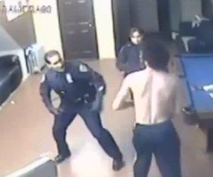 Ehud HaLevi arrest 10-2012 Aliyah Center Crown Heights