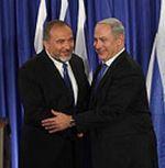 Netanyahu, Lieberman