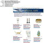 Ahuva.com post-Sandy tasteless email 10-30-2012 watermarked