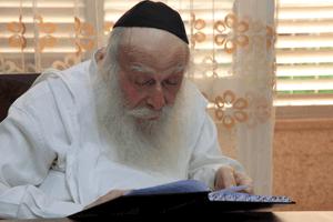 Rabbi Nissim Karelitz