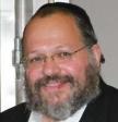 Rabbi Nechemya Weberman closeup smile