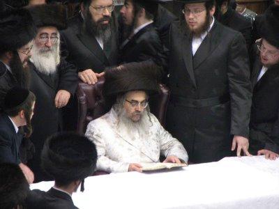 Rabbi Aaron Teitelbaum